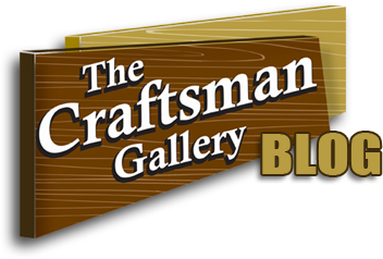 The Craftsman Gallery Blog